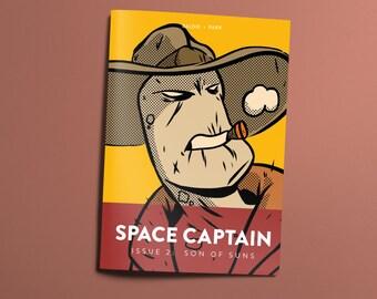 Space Captain: Captain Of Space #2