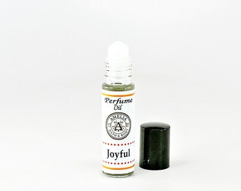 Roll On Perfume Oil | Luxury Product, Perfume Oil, Clinique Happy Fragrance Inspired, Gift for Women | Joyful Roll On Perfume Oil