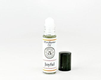 Roll On huile de parfum | Produit, huile de parfum, de luxe Clinique Happy parfum inspiré, cadeau pour les femmes | Roll On huile de parfum de joyeuse