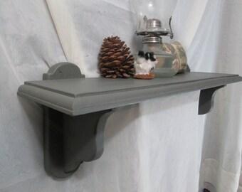 Primitive Shelf ~ Painted