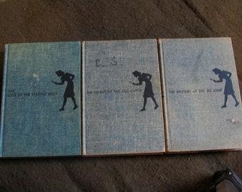 Nancy Drew collection of eleven books