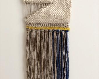 "Small weaving wall ""Anton"""