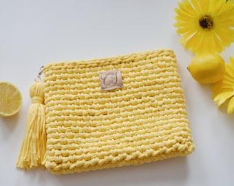 Crochet Handbag, Clutch, Crochet Clutch, Crochet Bag, Clutch Purse, Handbag