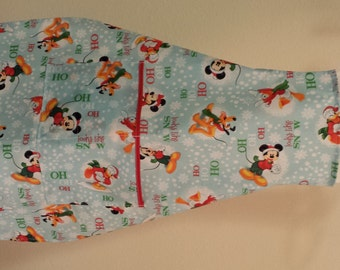 Children's Apron - Classic, Mickey Mouse winter