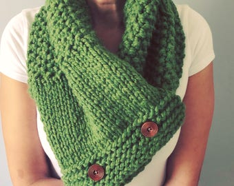The Learning Cowl (Knitting Pattern)
