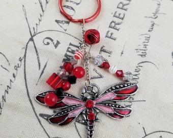 Dragonfly Keychain!