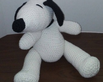 Stuffed Toy Character Snoopy