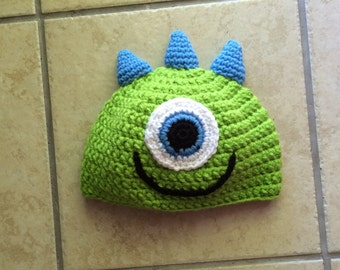 Child sized monster hat