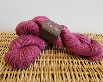 Worsted Alpaca Blend Yarn, Baby Yarn, Ella Rae Cozy Alpaca, Love Letter 24, Washable Alpaca Yarn