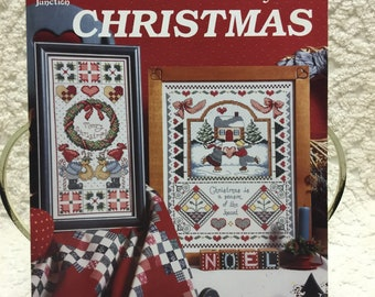 Danish Country Christmas Cross Stitch Leaflet