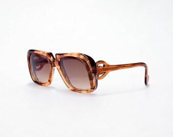 Deadstock NiGuRa Avantgarde - Oversized Vintage Sunglasses - Womens Eyewear - 70s new old stock sunglasses with new lenses.