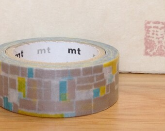 mt ex asashikawa -limited edition washi masking tape - rice paddy