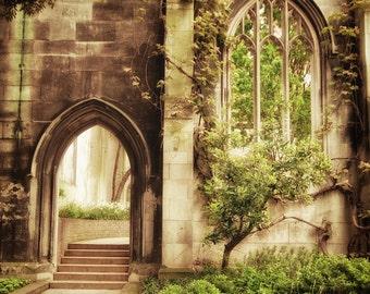 "London Photography, London art print, nature photography - ""Hidden London"""