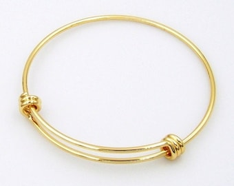 yellow gold thick listing bracelets of ebza il bangle fill set bangles