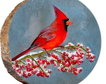 Christmas Cardinal - DX102