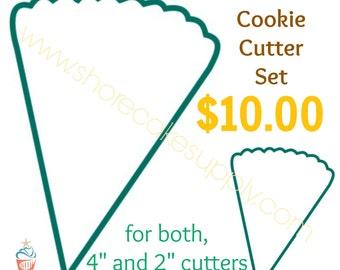 Slice of Pie Cookie Cutter Set