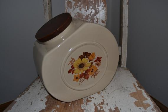 & Hyalyn Pottery-Cookie Jar-Vintage Cookie Jar