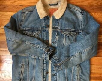 Levi Strauss Cowboy Jeans Jacket