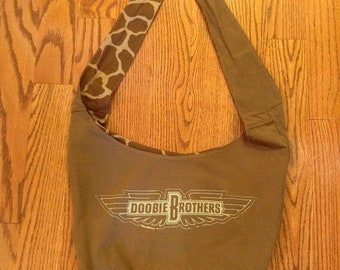 Doobie Brothers 2011 Rockin' Down the Highway Tour Crossbody Bag