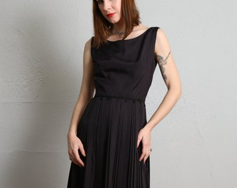 1960s Cocktail Dress SMALL
