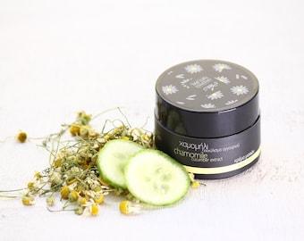 Eyes cream 24h with cucumber, chamomile & wild rose
