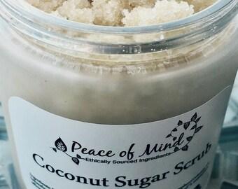 Organic Coconut Sugar Scrub