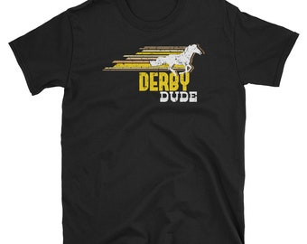 Mens Derby Shirts Horse Derby Dude Derby Apparel