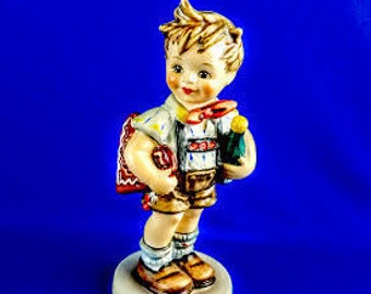 Valentine Joy Hummel Figurine