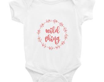 Wild Thing - Infant Bodysuit