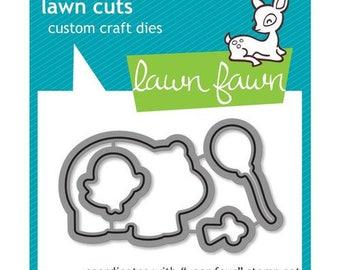 Lawn Fawn - Lawn Cuts - Dies - Year Four
