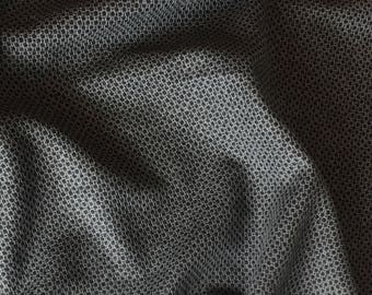 Chainmail wool blend fabric - perfect for coats, jumpers and winter accessories for dressmaking