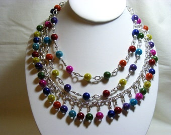 Multi-Colour Miracle/Illusion Jewellery Set