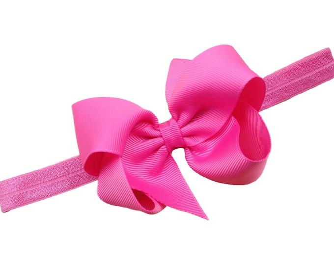 Baby headband - YOU PICK - baby headband bows, baby girl headbands, headbands baby girl, bow headband, newborn headband, hair bows, bows
