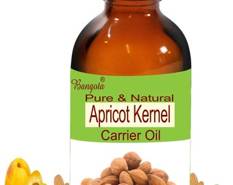 Apricot Kernel Oil - Pure & Natural Carrier Oil