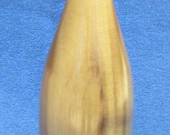 vase, Oregon myrtlewood