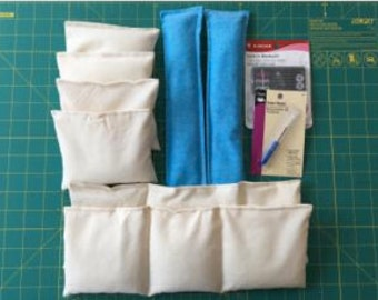 DIY Weighted Vest Kits