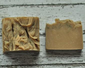 Chai Soap -   Handmade Soap - All Essential Oils - Natural Soap - Organic Shea Butter