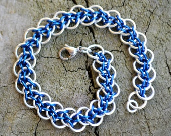 Dragon Toes Chainmaille Bracelet