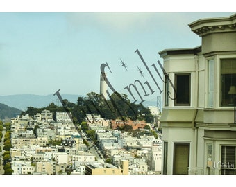 Coit Tower Photograph