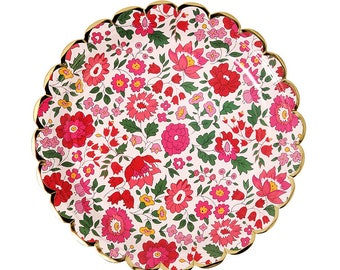 Meri Meri: Assorted Liberty Small Plates