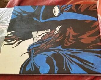 Vampire Hunter D hand painted Nr. 06