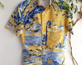 SPORT HAWAIIAN SHIRT, size xs