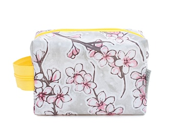 Waterproof Make Up Bag Cosmetic Case Small