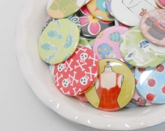 Wholesale Pocket Mirror Lot of Ten, Party Favor, Wholesale Mirrors, Mix and Match Pocket Mirror