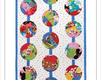 Pop Beads Wall Quilt Pattern