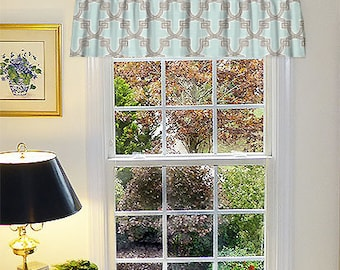 Farmhouse Window Valance, Made To Order Curtains, Custom Country, Curtain,  Drapes,