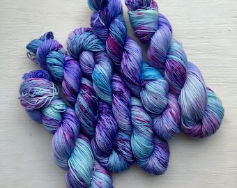 Geode - Hand Dyed Yarn *DYED TO ORDER*