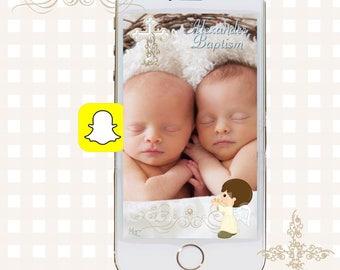Baptism Boy Snapchat GeoFilters, Baptism Snapchat Filters, Snapchat Filter, Baptism Snapchat GeoFilter, Baptism Snapchat, Custom FIlters