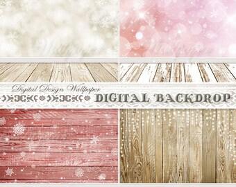 Digital Backdrop,Photo Backdrop,Digital Background,Winter Digital Backdrop,Digital Backdrop Winter,Snow Digital Photo Backdrop
