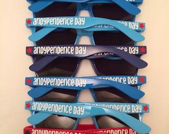 Bachelorette Party Sunglasses, Bachelorette Gift, Wedding Favor, Bridal Party Gift, Groomsman Gift, Bridesmaid Gift, Custom Sunglasses